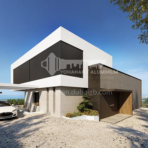 Exterior design - modern villa     EMS1011