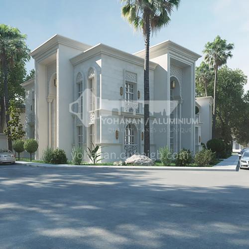 Exterior design - Arab Villa     ECS1017