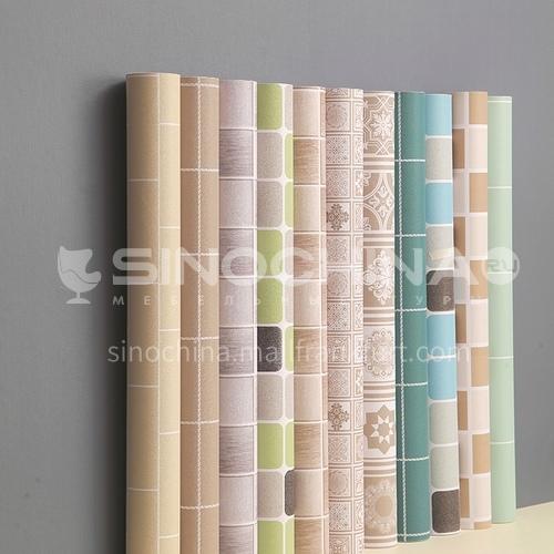 Waterproof and mildew proof modern living room bedroom Self-Adhesive wall panel 200000-1