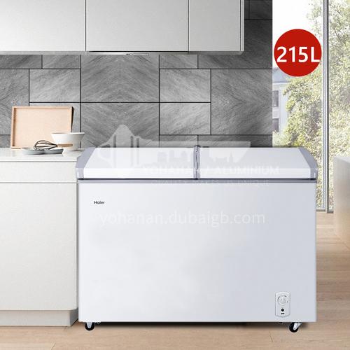 Haier dual temperature large capacity refrigerator freezer 215 liters DQ000154