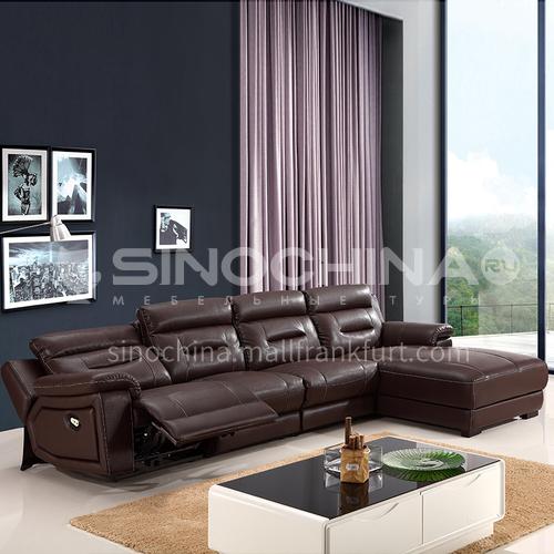 JDYD-C-A02 Fashionable modern multifunctional sofa for living room + manual adjustment