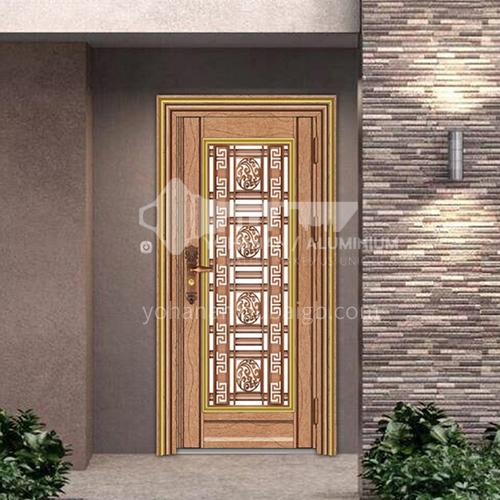 304 stainless steel door anti-theft entrance door 17