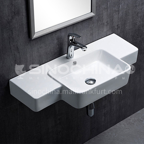 Wall-hung wash basin   6606-04
