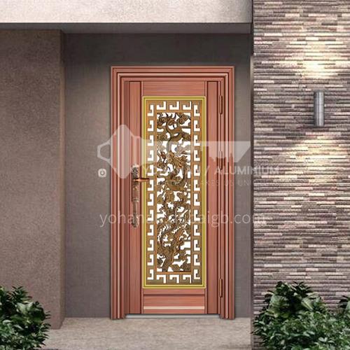 304 stainless steel door anti-theft entrance door 1