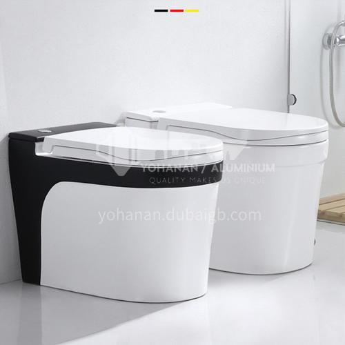 Tankless pulse toilet touch to flush foot kick flush toilet