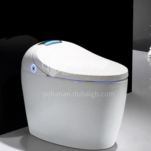 Jet siphon type multifunctional self-cleaning water-free smart toilet   2600