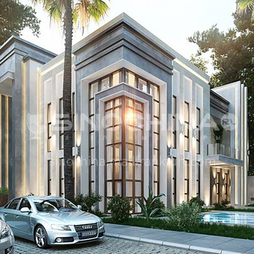 Exterior Design - Modern Villa Design 2     EMS1018