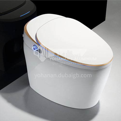 AI voice induction instant heating cleaning and drying remote control smart toilet