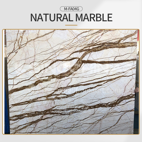 Modern simple beige natural marble M-FA04G