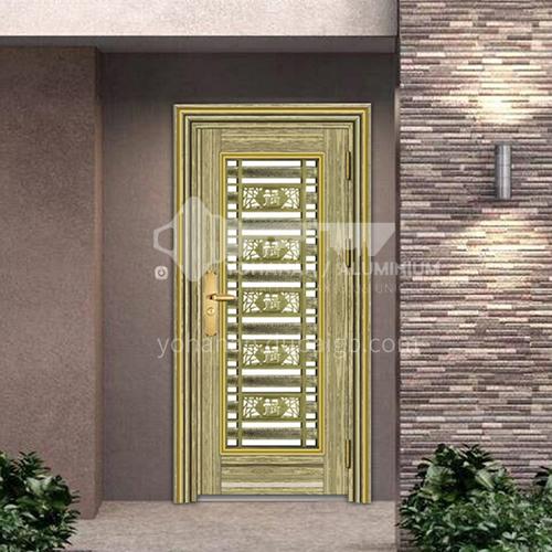 304 stainless steel door anti-theft entrance door 15