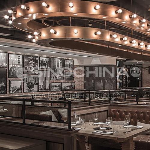 Restaurant - 1200㎡ Beijing restaurant design  BR1011