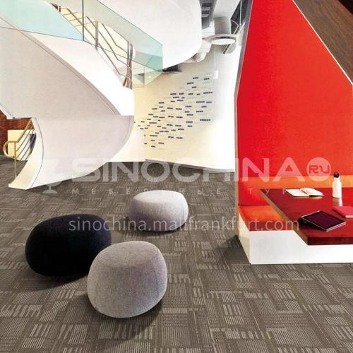 50*50cm PP+bitumen Office Carpet 11B