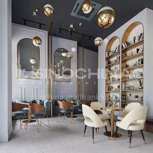 123㎡ Fuzhou coffee shop design BR1014
