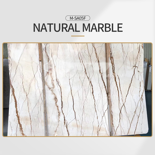 800*800mm Hot selling classical European style natural beige marble M-SA05F