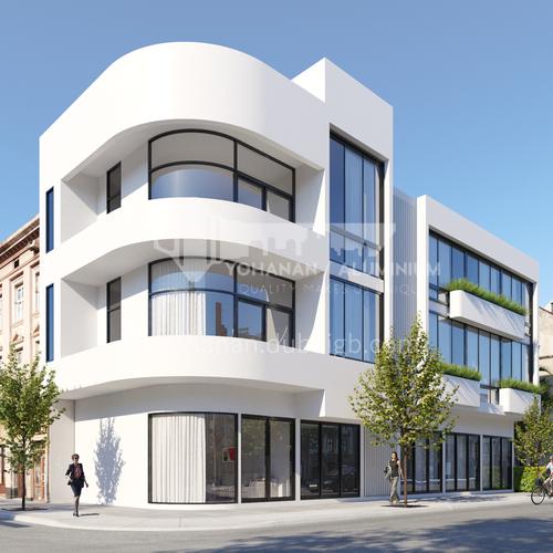 Exterior Design - Hotel Design    EMS1029