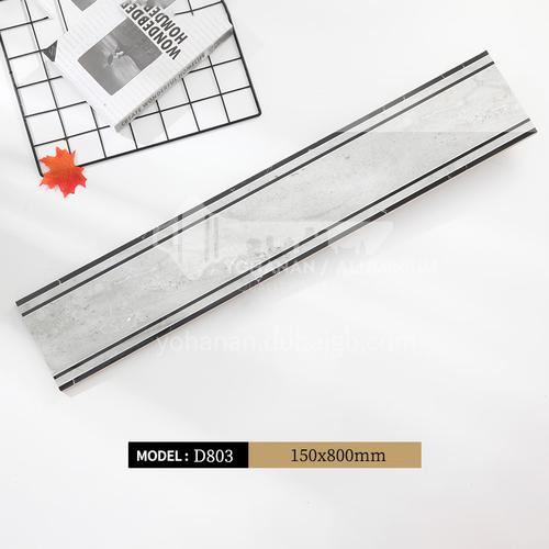 Skirting tiles-D803 150*800mm