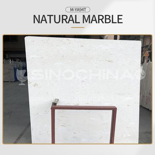 Classic European style beige natural marble M-YA94T