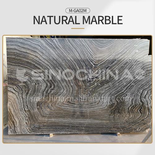 Modern light luxury black natural marble M-GA02M