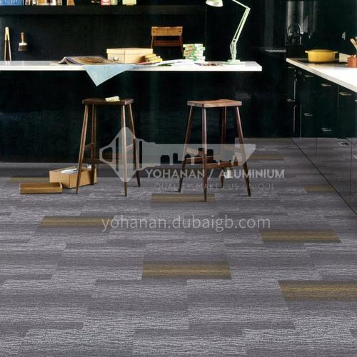 50*50cm Nylon+PVC Office Carpet ST256