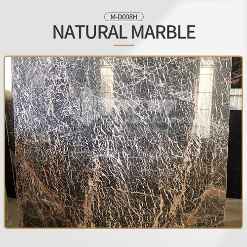 Modern light luxury black natural marble M-D008H
