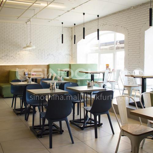 70 square meters cafe design BR1021