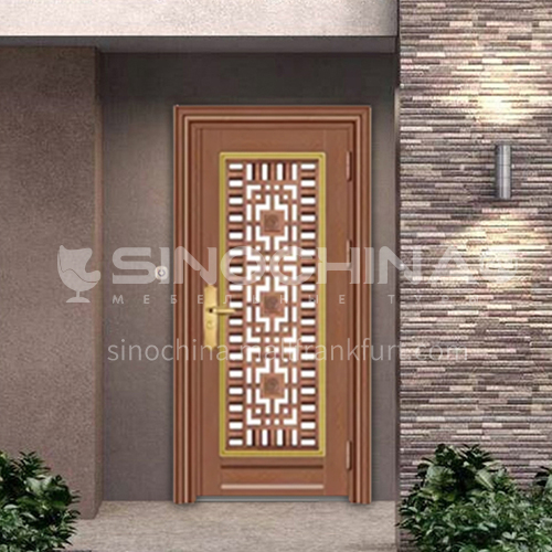 304 stainless steel door anti-theft entrance door 25