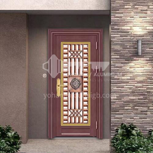 304 stainless steel door anti-theft entrance door 18