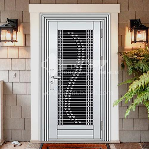 304 stainless steel door anti-theft entrance door 32