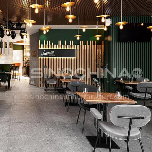 Restaurant -  Modern restaurant design BR1029
