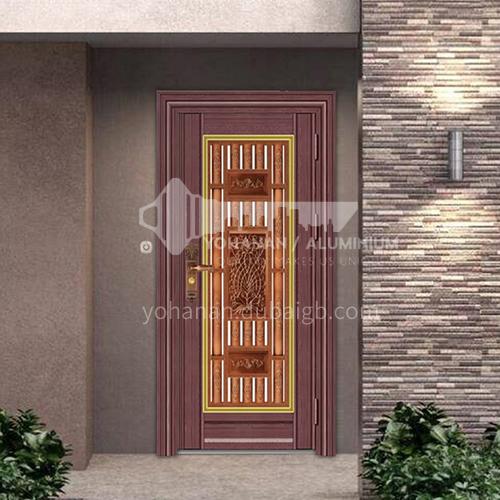 304 stainless steel door anti-theft entrance door 30