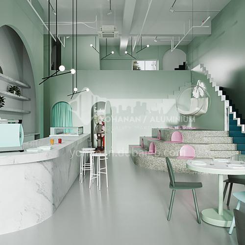 Restaurant - Coffee shop modern design BR1031