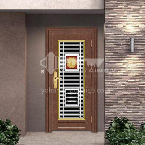 304 stainless steel door anti-theft entrance door 28
