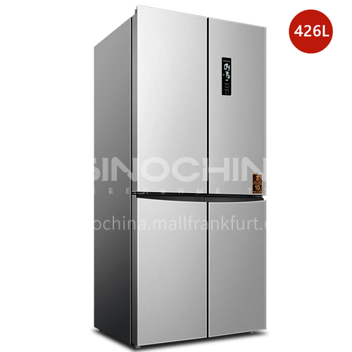 Konka  four-door mute energy-saving refrigerator 426 liters DQ000162