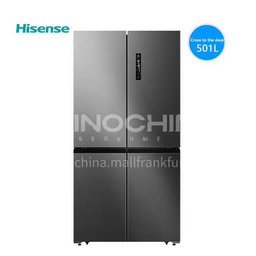 Hisense Four-door refrigerator air-cooled frost-free 501 liters DQ000183