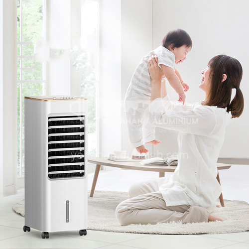 Midea Air Conditioner Fan Air Cooler Household Cooler Fan Small Water Air Conditioner Dormitory Mini Vertical Single Air Conditioner DQ000643
