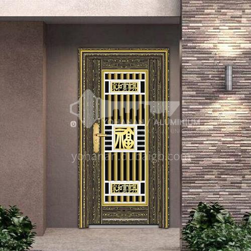 304 stainless steel door anti-theft entrance door 13