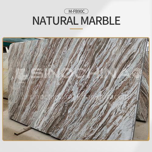Modern light luxury purple natural marble M-ZA93L