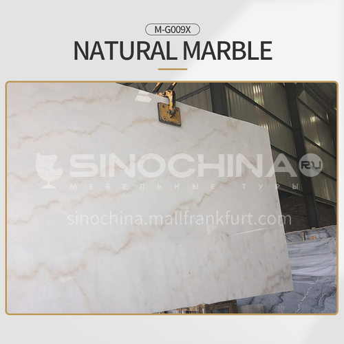 Classic European style white natural marble M-G009X