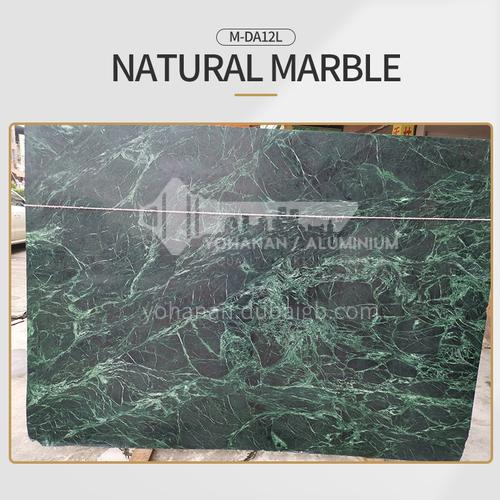 Modern simple green natural marble M-DA12L