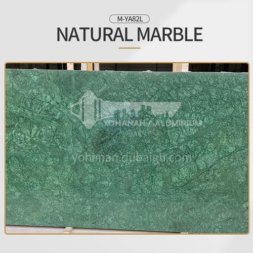 Modern light luxury green natural marble M-YA82L