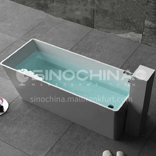 Artificial stone   special design   freestanding   artificial stone   bathtub