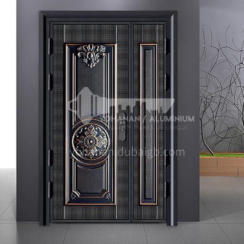 G modern style explosion-proof door durable safety door outdoor door stock door 05