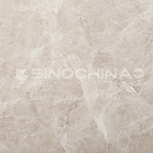 Simple and modern style polished glazed floor tiles-CQ6045 600mm*600mm
