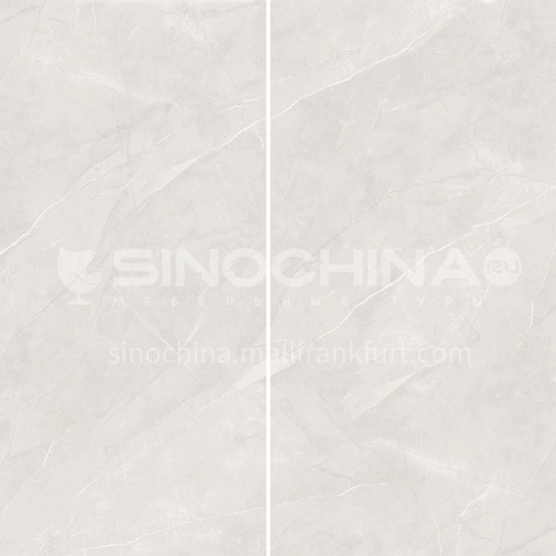 Simple style whole body polished glazed floor tiles-12HA205 600mm*1200mm