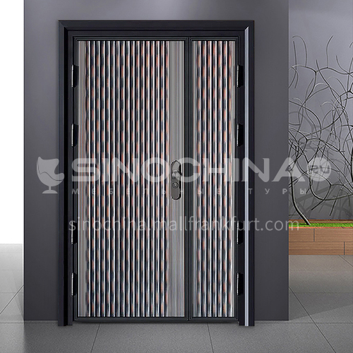 G modern explosion-proof door durable safety door outdoor door stock door 03