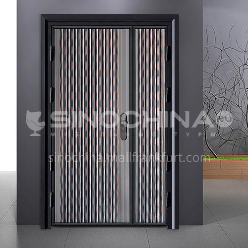 G modern explosion-proof door durable safety door outdoor door stock door 03