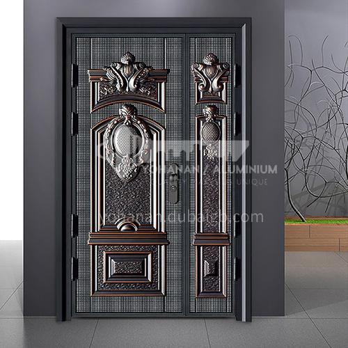 G modern style explosion-proof door durable safety door outdoor door stock door 04