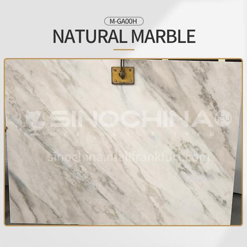 Modern simple white natural marble M-GA00H