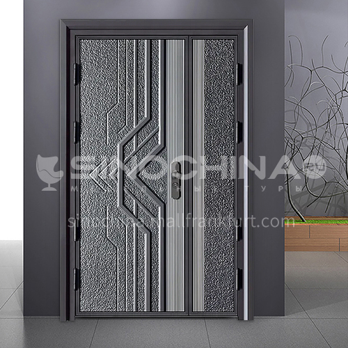 G modern design explosion-proof door durable safety door outdoor door safety door stock door 02