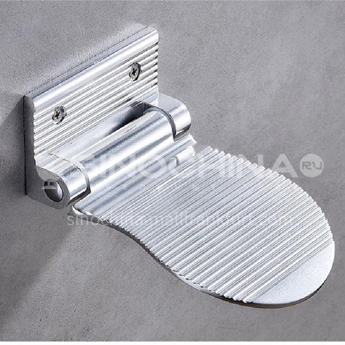 Wall type non-slip foot shoes tread stainless steel  LW-G2-01S